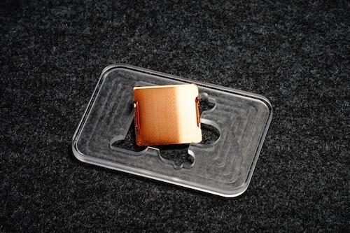 Copper IHS Kit - Intel 3rd & 4th Gen(LGA 1150/1155 Copper IHS)