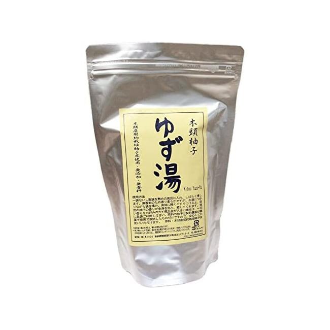 きとうむら(木頭村) ゆず湯 [徳用] 30g×15パック入  無添加 オーガニック