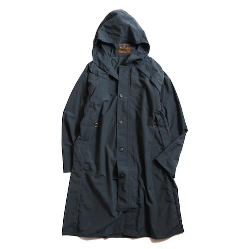Postalco/Four Vent Long Rain Jacket/Dark Blue