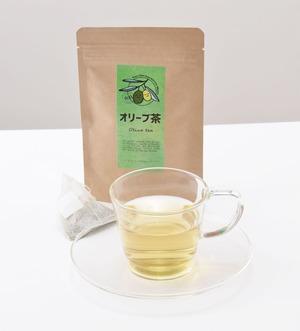 【由良オリーブ】☆京都府宮津産100%・オリーブ茶3パック