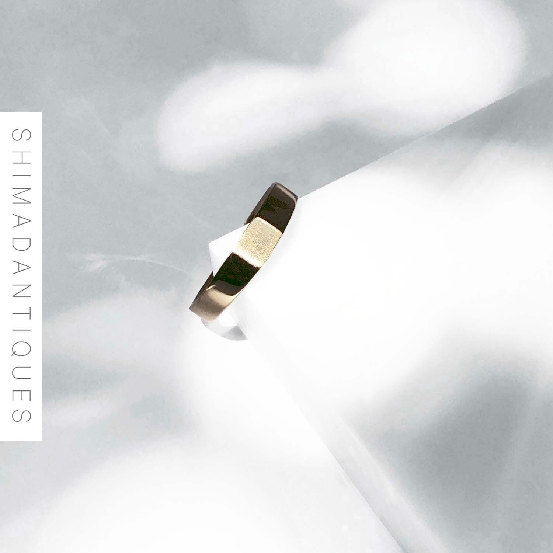 Signet Ring Ⅱ・Light/GOLD