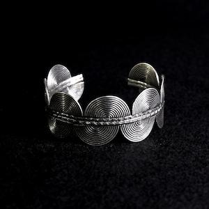 RS1907ACB111 【YArKA×KAREN】karen silver bangle RS1907ACB111