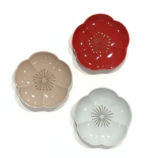 梅型  4寸皿