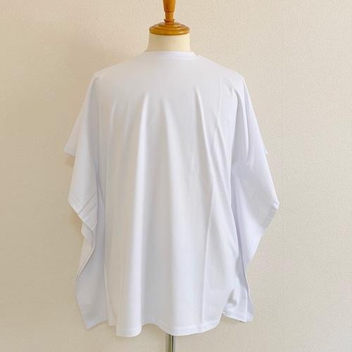 Poncho Like T-shirts White