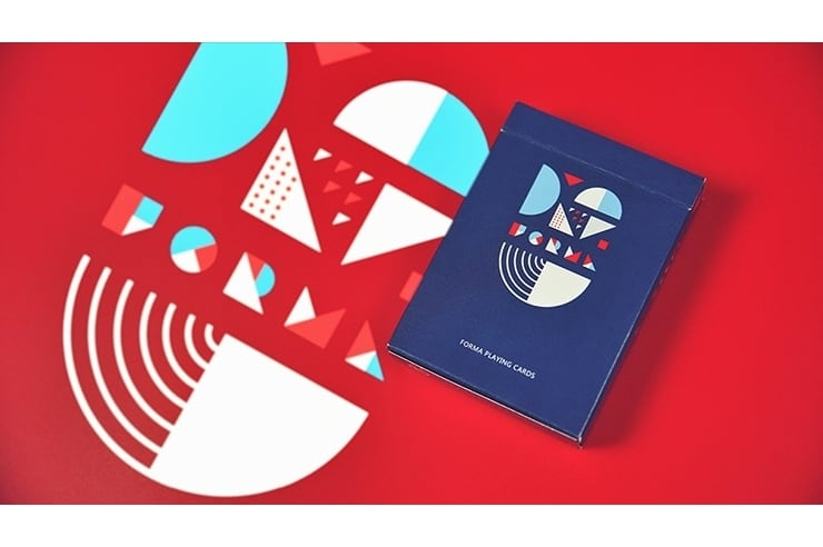 FORMA Playing Cards by TCC and Alejandro Urrutia(訳あり)