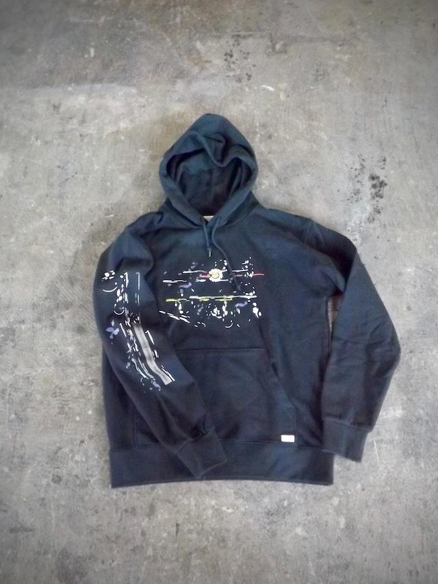 Penki  SP sweat hoodie   [Black] unisex, スエットパーカー,セール