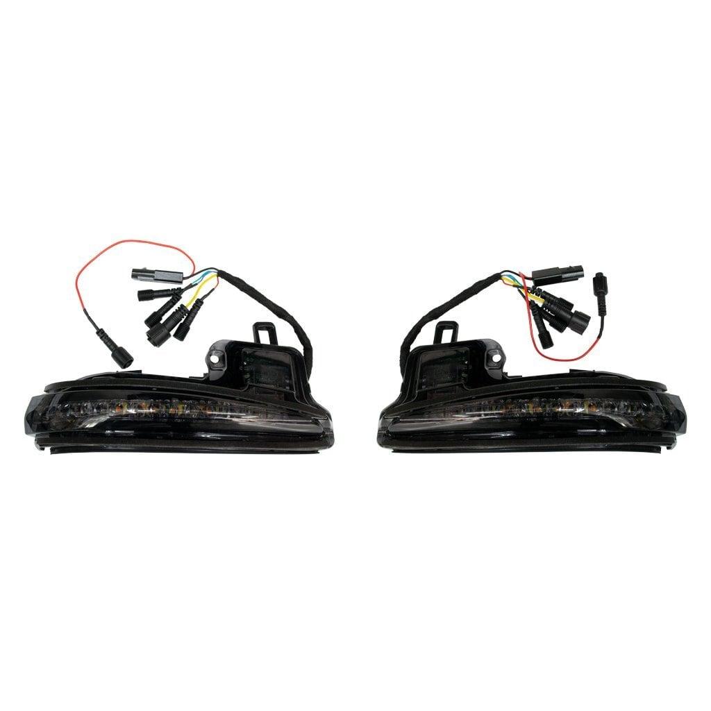 【 Meso Customs 】 V5 Switchback Mirror Turn Signals