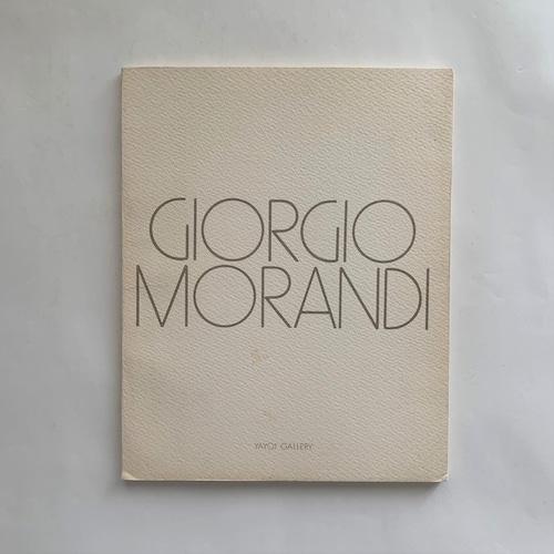 モランディ展 GIORGIO MORANDI / 彌生画廊