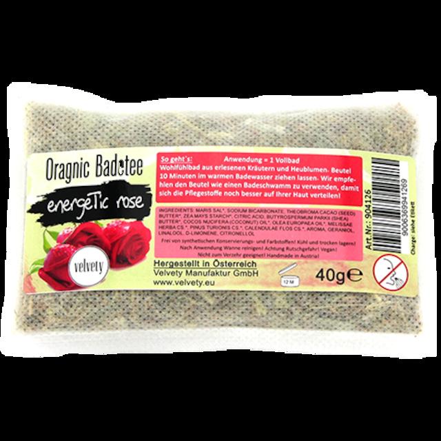 オーガニック Bio バスティー ローズ(無添加) 4560265454445 入浴時に使用します #剤