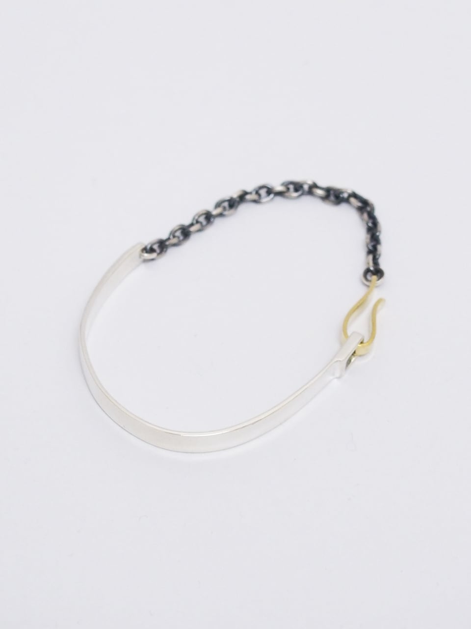 EGO TRIPPING (エゴトリッピング) LINK BANGLE / SILVER 693655-98