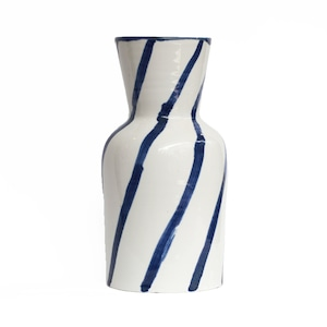 CANASA (カナサ) Flower vase (フラワーベース・花器) ブルー L