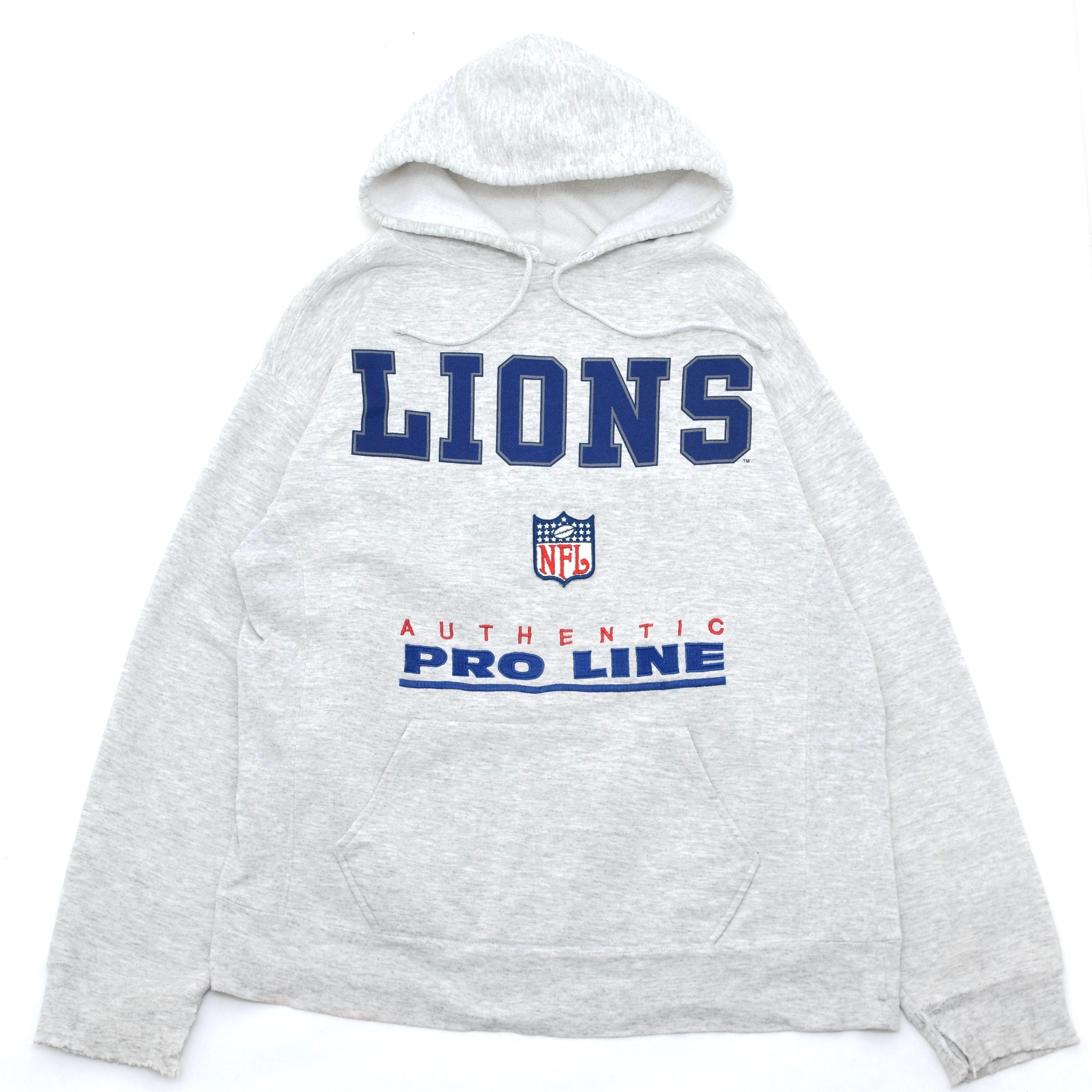 NFL logo sweatparka Made in USA