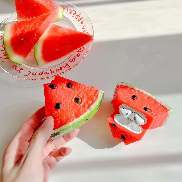 Summer fruits airpods case