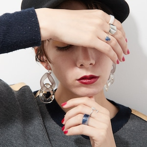 SET ITEMS || 【予約商品】 LISA'S LONDON GIRL SET (RING SET + PIERCINGS) by LISA BAYNE || 6 ITEMS || MIX || CSPB0904A