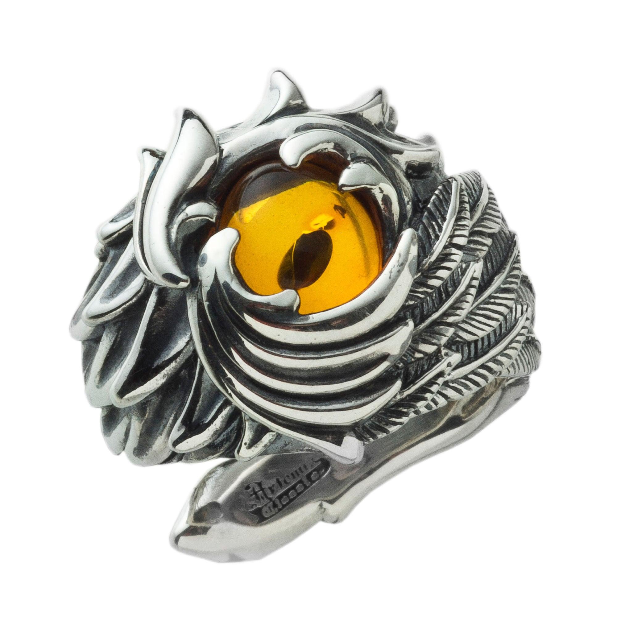 フェニックスワイドリング ACR0260 Phoenix wide ring【「武士スタント逢坂くん!」衣装協力商品】