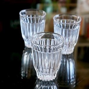 【30949】ガラスのゴブレット( 1 個 )/ 昭和 / Showa Era