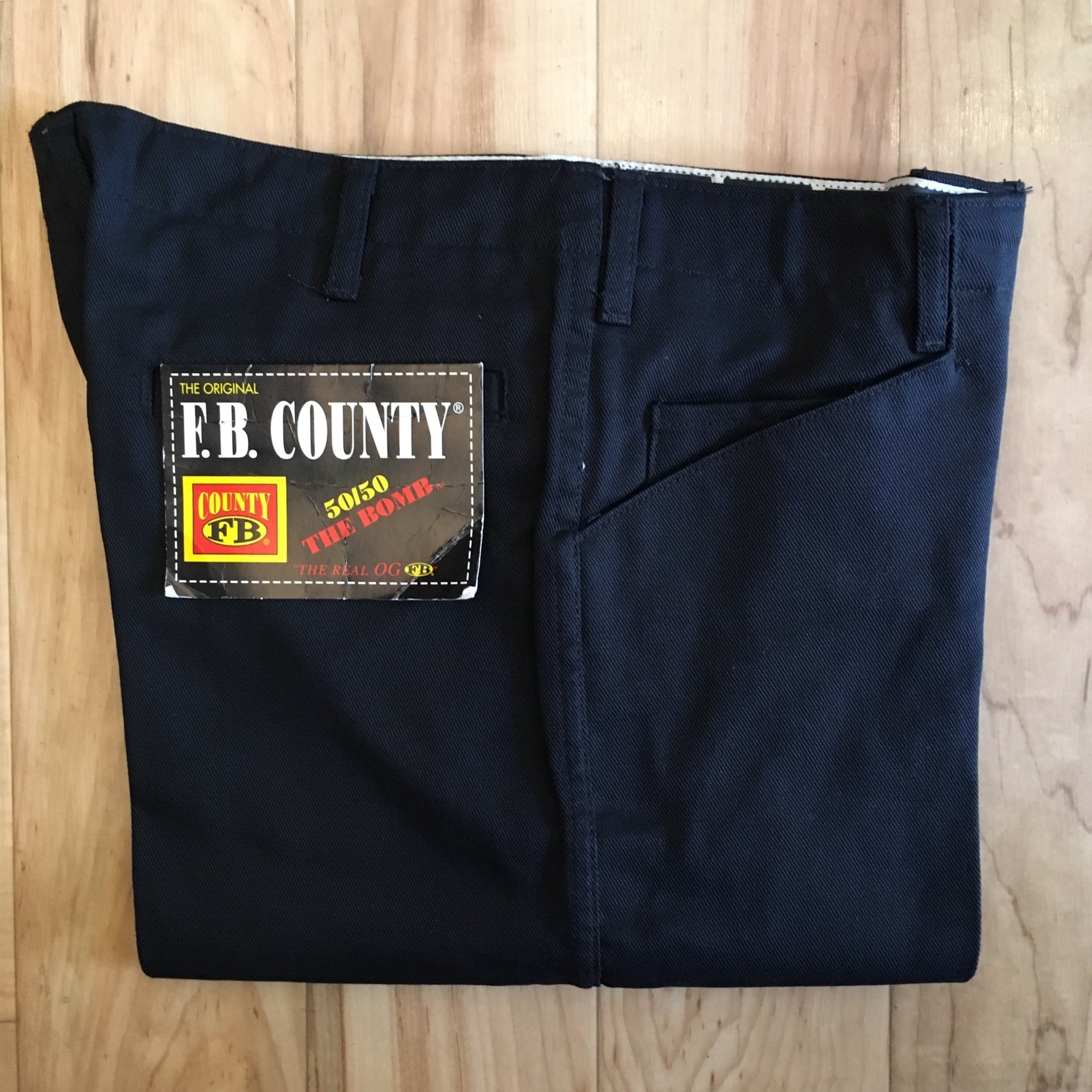 """""""NOS"""" F.B. COUNTY Work Pants <Made in USA>"""
