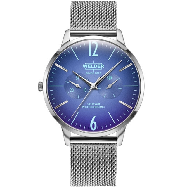 【WELDER ウェルダー】WWRS403/MOODY SLIM DAY DATE 42mm ムーディー スリム デイデイト/国内正規品 腕時計