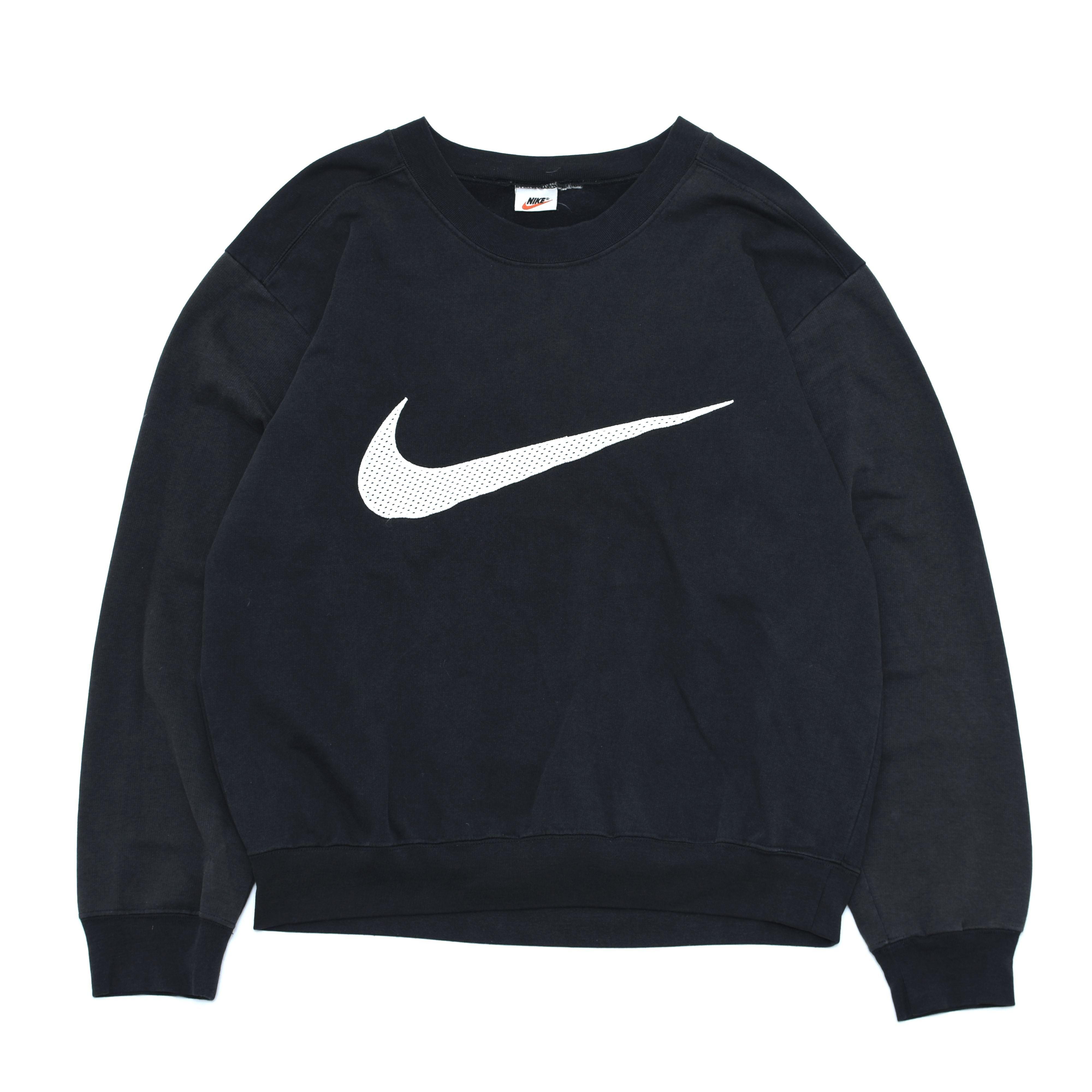 90's OLD NIKE big logo sweatshirt