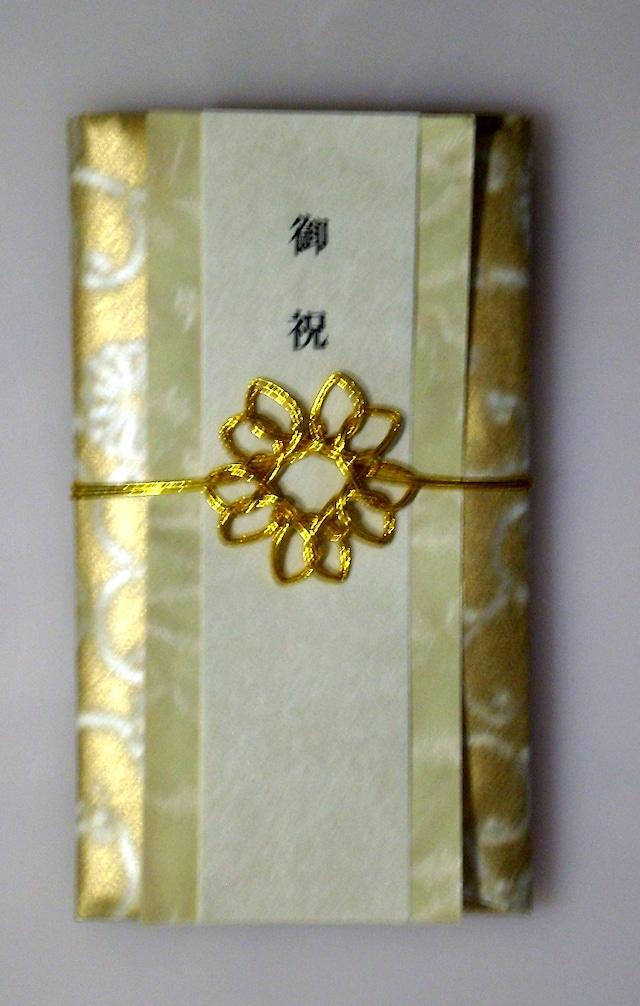 和紙のイヤリング or  ピアス Y-10