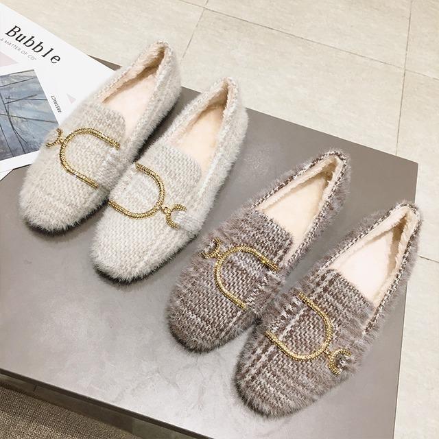 Tweed shoes KRE537