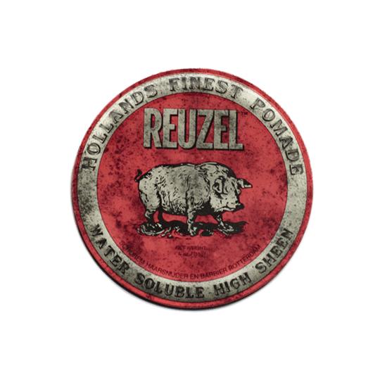 Reuzel(ルーゾー)  レッドポマード 水性ミディアムホールド 赤缶 113g
