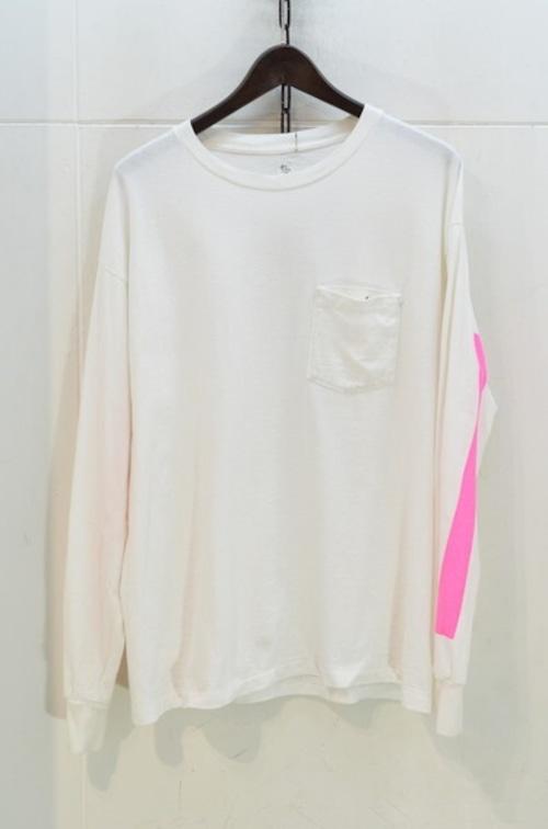 KAPTAIN SUNSHINE 長袖Tシャツ