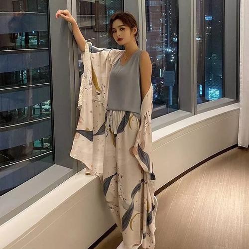 Roomwear♡ボタニカルルームウェアセット