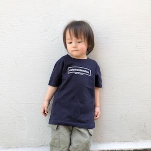 キッズ Tシャツ (ネイビー)