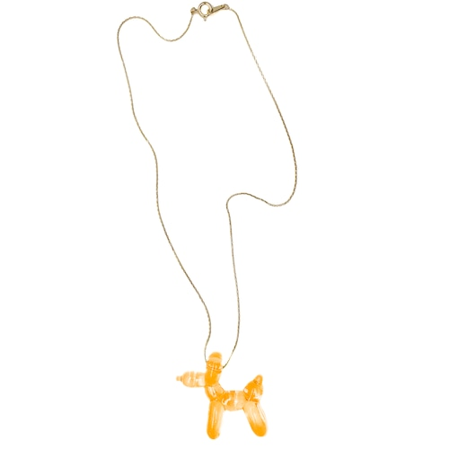 Poo Necklace プー ネックレス