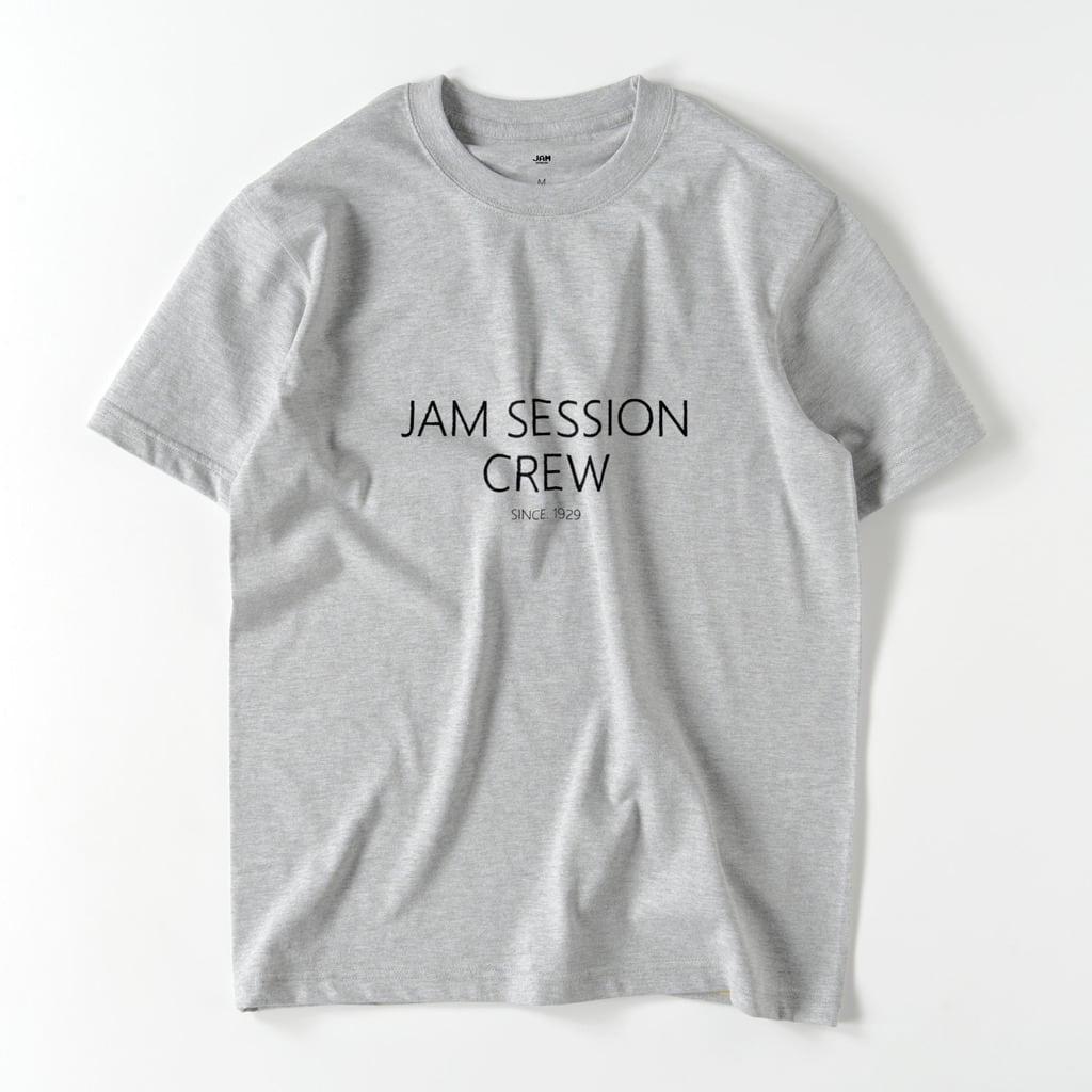 JAM SESSION CREW T (GREY)