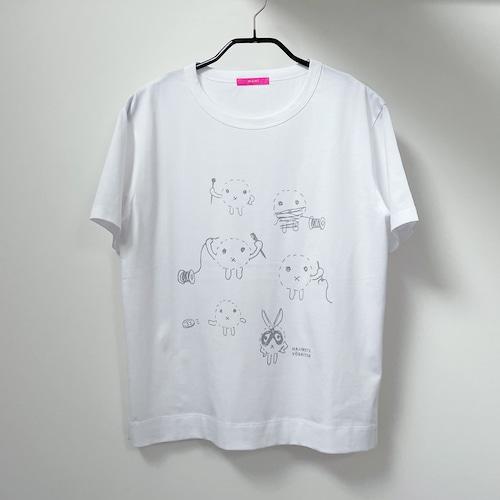 【mami オリジナル】Tシャツ(イラスト①)