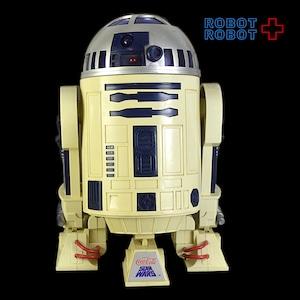 コカコーラ スター・ウォーズ R2-D2型 AMラジオ *2020B