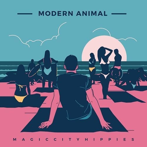 "MAGIC CITY HIPPIES ""MODERN ANIMAL"""