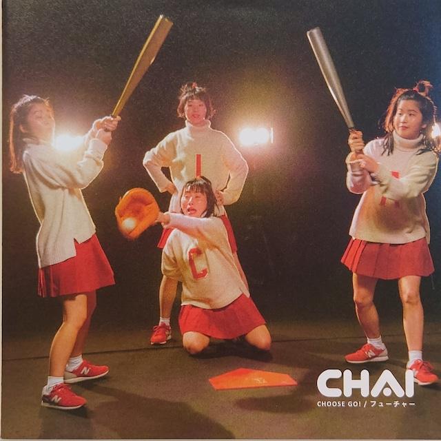 [中古7inch] Chai – Choose Go!