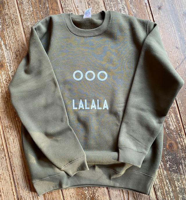 SignaL クルースエット/ooo lalala オリーブ/ XL