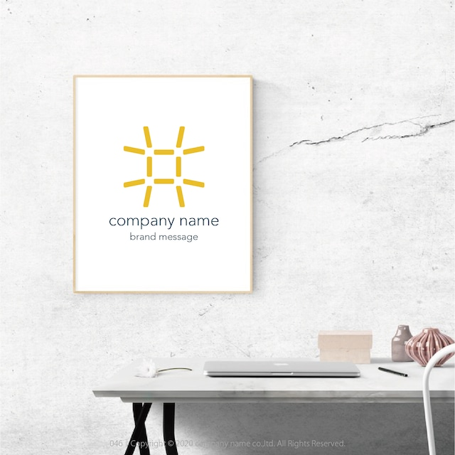 Brand Logo Mark :046