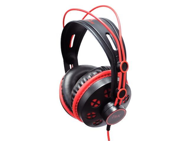 モニタリングヘッドホン :: HP-580 :: iSK
