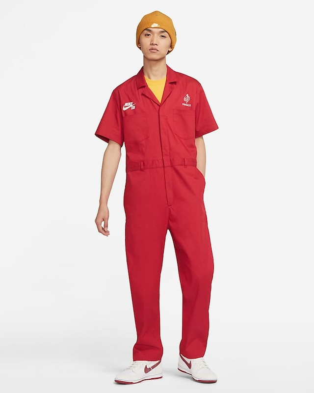 NIKE SB AS NK SB COVERALL SOLID FRANCE