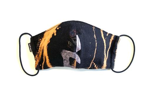 【デザイナーズマスク 吸水速乾COOLMAX使用 日本製】BAND T-SHIRTS MASK CTMR 0909153