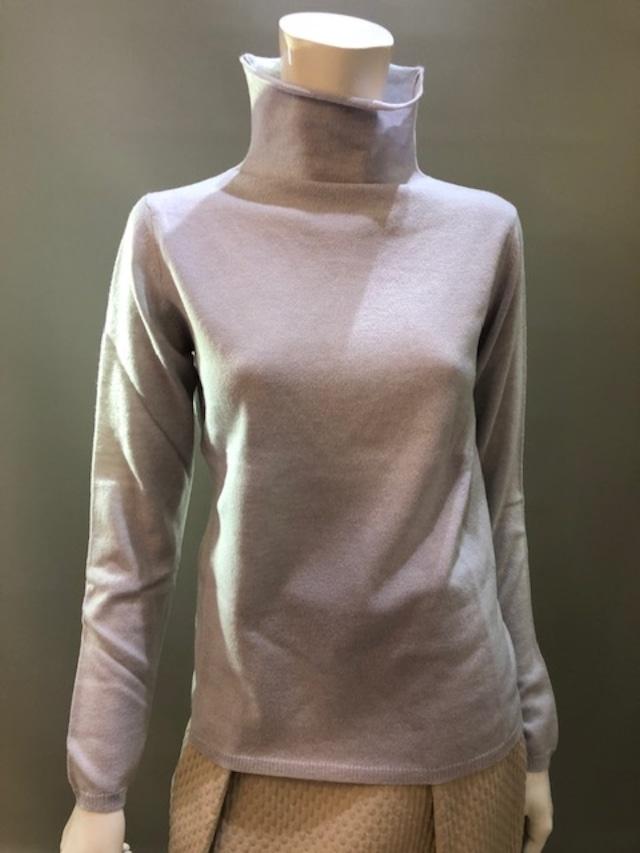 HAND イタリア製 ルーズタートルニットセーター 31501