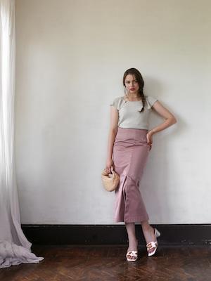pencil skirt(pink)