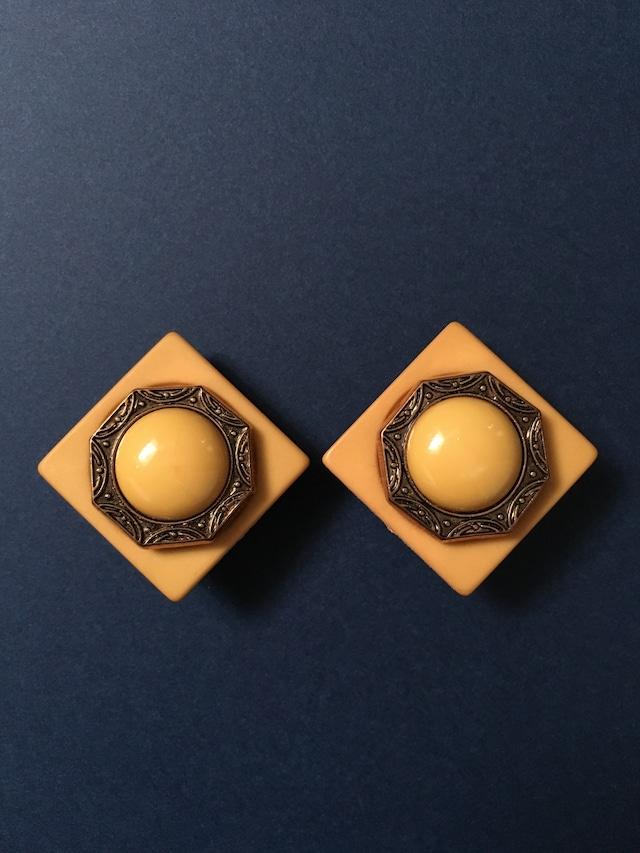 Vintage Earrings Square