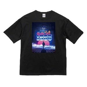 """LIVE TOUR 2019 """"RUN"""" 1985 ビッグシルエットTシャツ"""