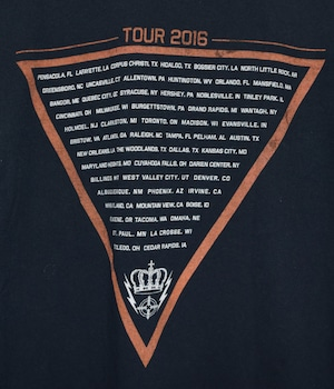 USED BAND T-SHIRT -Def Leppard-