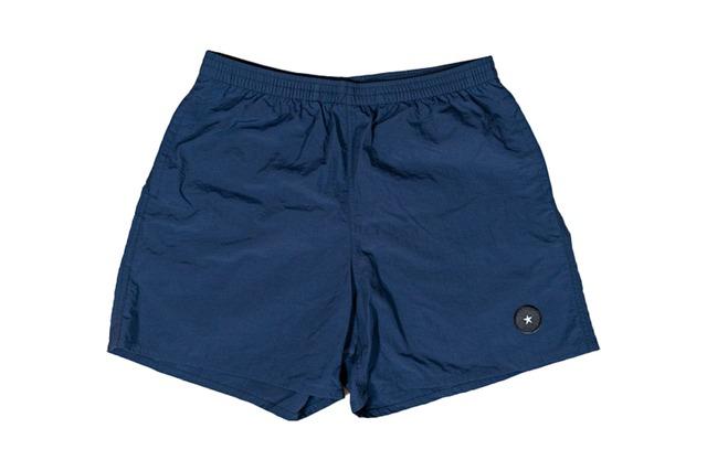 【Taslan nylon shorts】/ navy