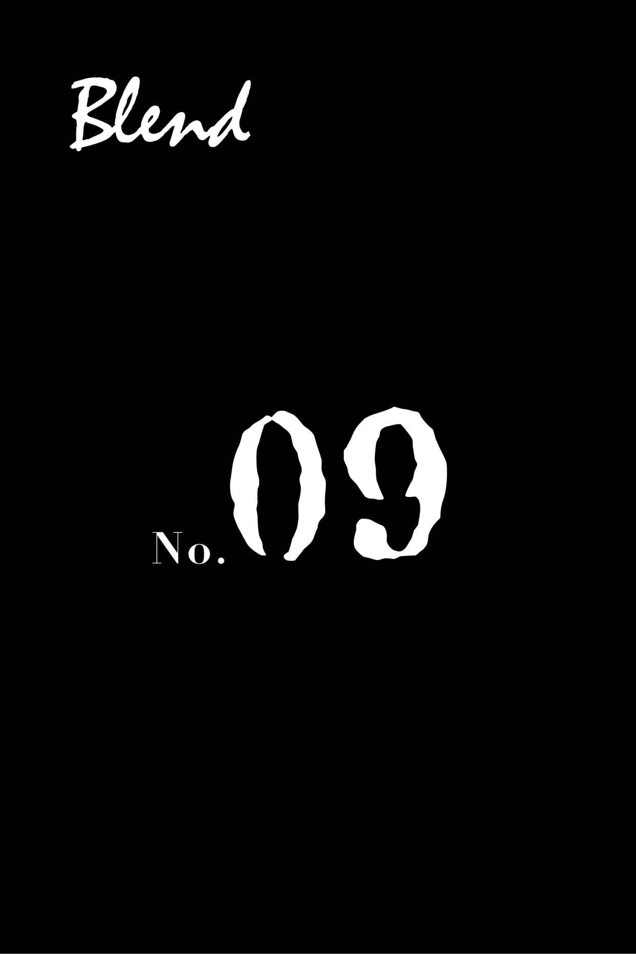BLEND No.9  深煎り 100g