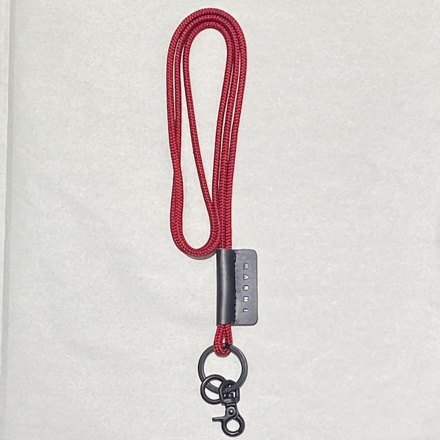 MARNI ×PORTER NYLON CORD PCPO0004A0CD000 RED