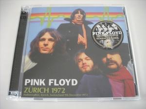【2CD】PINK FLOYD / ZURICH 1972