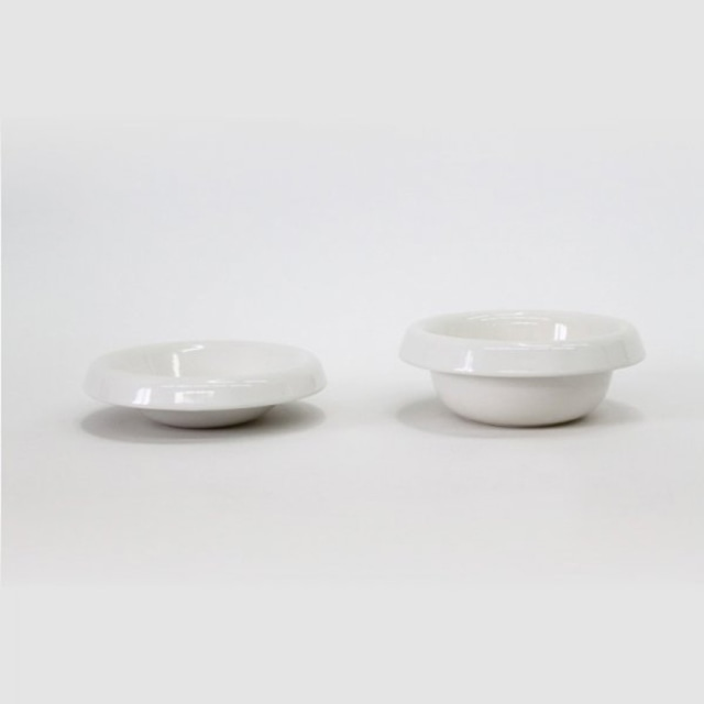【予約】Pecolo  フードボウル 単品 L/Ltall/Lhightall 用 陶器浅型or陶器深型